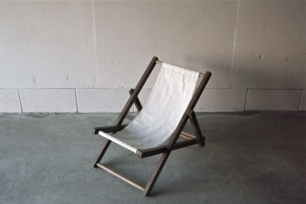 izaura French Deck Chair-